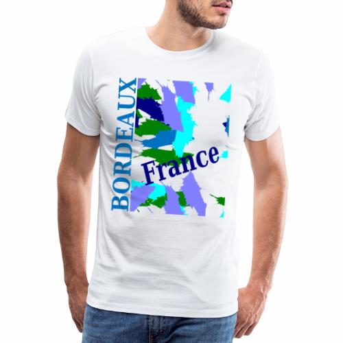 Bordeaux - New design - Men's Premium T-Shirt