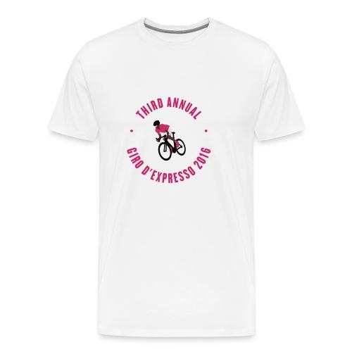 Shirt Dark Grey png - Men's Premium T-Shirt