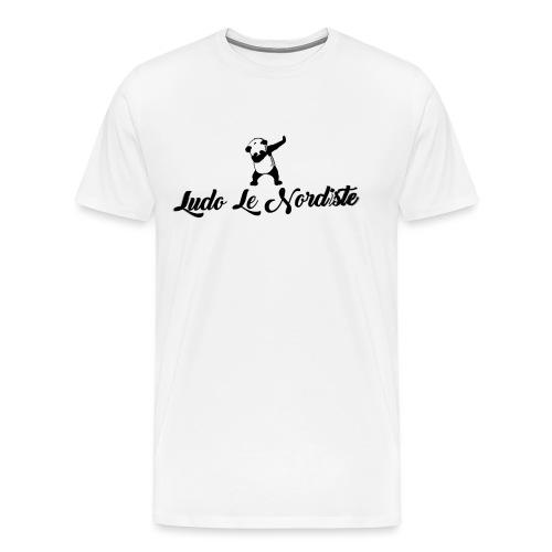 ludo le nordiste - T-shirt Premium Homme