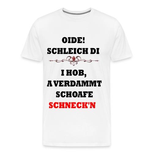 OIDE - Männer Premium T-Shirt