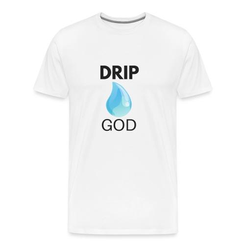 DRIP GOD - T-shirt Premium Homme