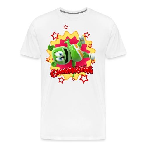 Gummibär Starburst - Men's Premium T-Shirt