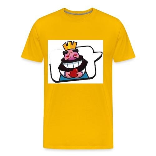 Cartoon - Maglietta Premium da uomo