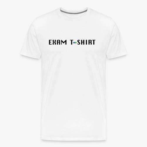 egzaminowa koszulka - Koszulka męska Premium