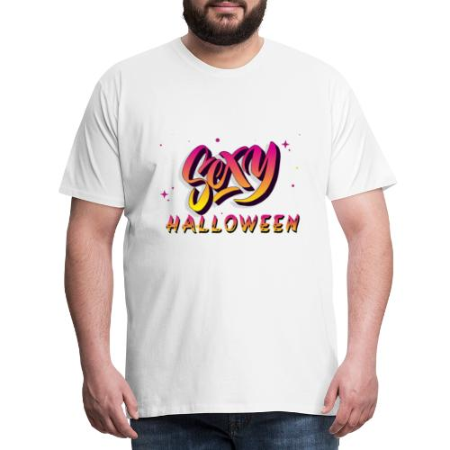 Sexy Halloween - Männer Premium T-Shirt