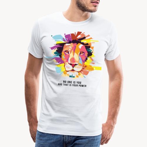 I colori della Savana - Maglietta Premium da uomo