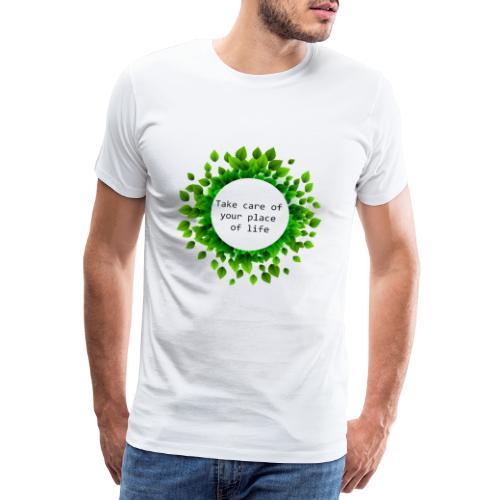 Ambiente - Camiseta premium hombre