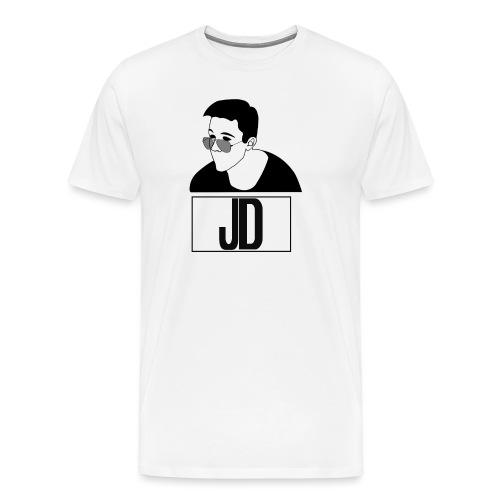 John Dollar Nuovo MERCH - Maglietta Premium da uomo