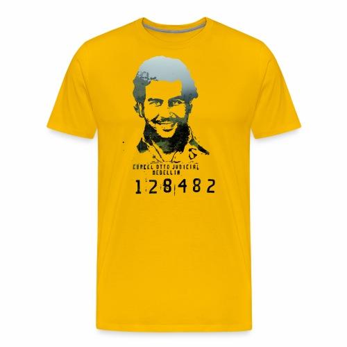 Pablo Escobar - Regenwald in Kolumbien - Männer Premium T-Shirt