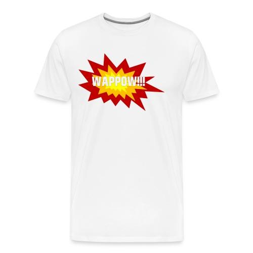 Wappow - Men's Premium T-Shirt