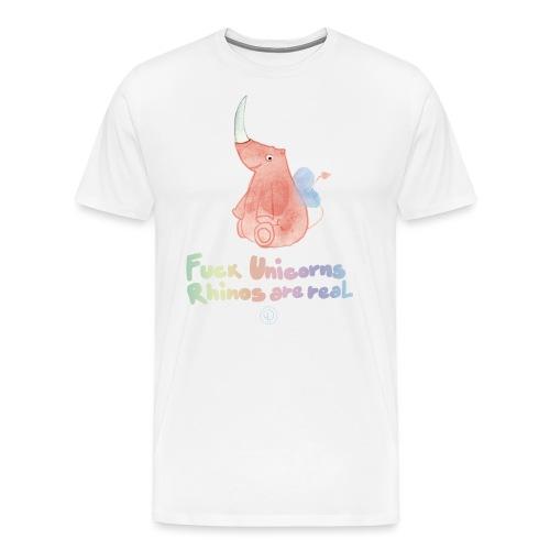 F*** Unicorns - Maglietta Premium da uomo