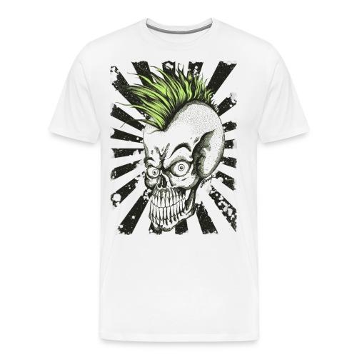 Punk-RAW-ker By Jesse K - Premium-T-shirt herr