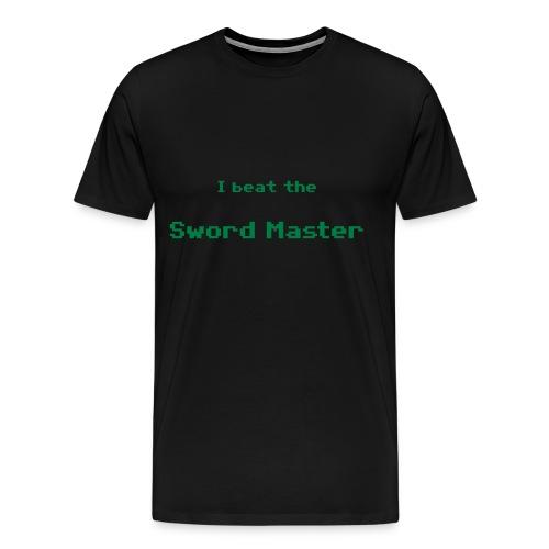 swordmaster - Camiseta premium hombre