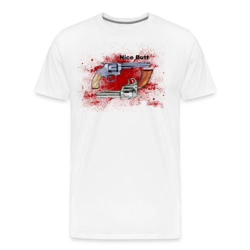 Nice Butt - Men's Premium T-Shirt