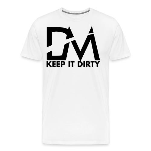 dirtyhat - Men's Premium T-Shirt