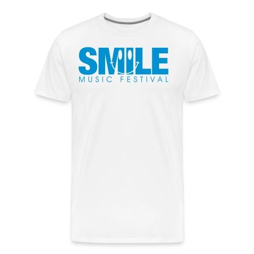 SMILE MUSIC FESTIVAL - Männer Premium T-Shirt
