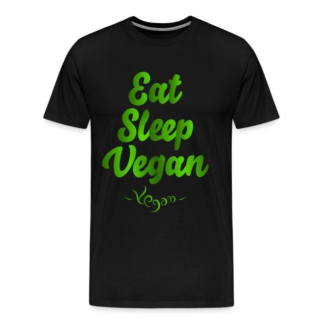 Eat Sleep Vegan