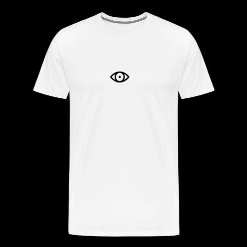 TeeVex IV Original Eye - Men's Premium T-Shirt
