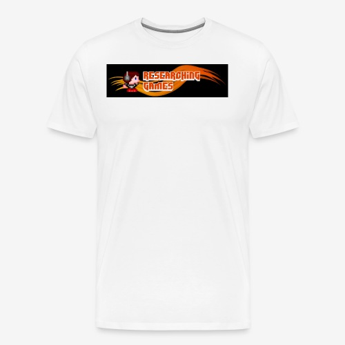 resgames Logo ab 2013 - Männer Premium T-Shirt