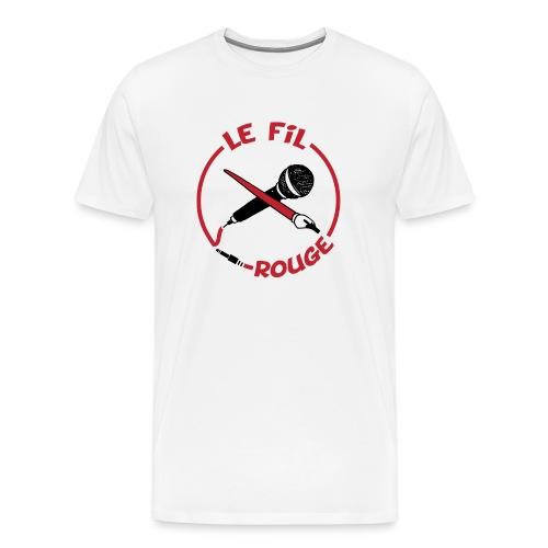 LOGO-LFR-pour-fond-blanc - T-shirt Premium Homme