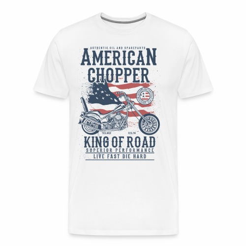 American Chopper - Männer Premium T-Shirt