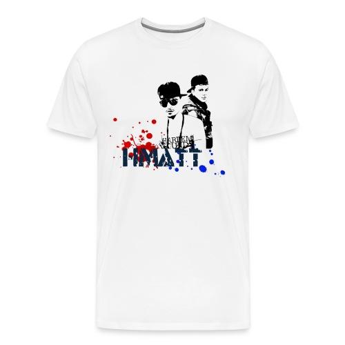 hmatt prova 1 - Maglietta Premium da uomo