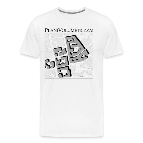 Planivolumetrizza! - Maglietta Premium da uomo