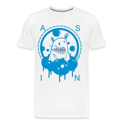 asin shirt 2 - Männer Premium T-Shirt