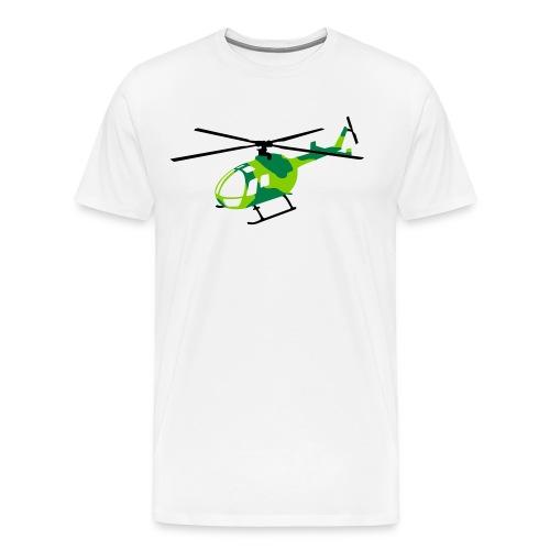 Bo-105 BW-2 - Männer Premium T-Shirt