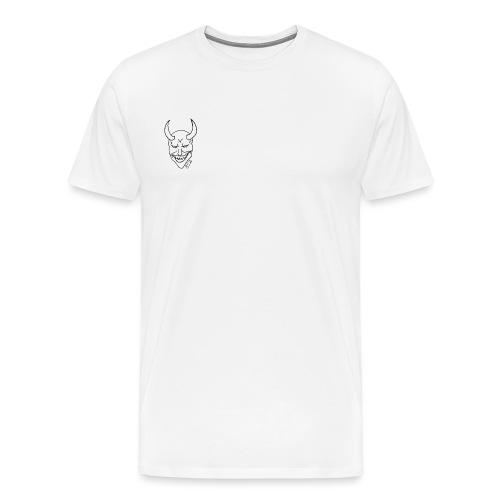 devil 852 - T-shirt Premium Homme