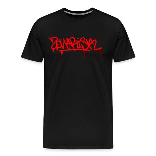 Zonarisk Logo Rouge - T-shirt Premium Homme