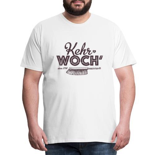 Kehrwoch - Männer Premium T-Shirt
