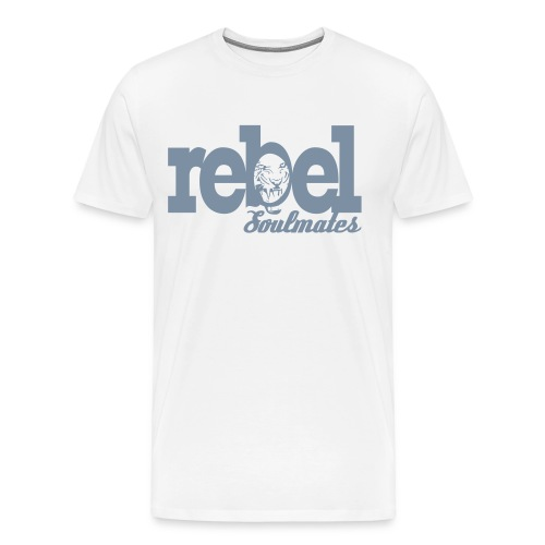 REBEL SOULMATES - Men's Premium T-Shirt