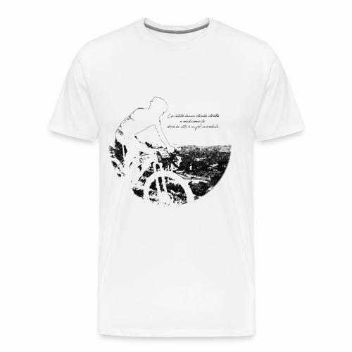 La vita incredula - Maglietta Premium da uomo