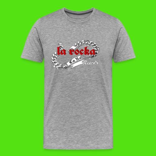 La Rocka black'n'red tsp - Men's Premium T-Shirt