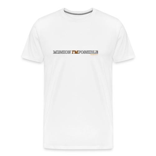 Mission I'mpossible - Men's Premium T-Shirt