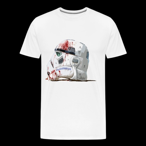 Fallen Stormtrooper - Men's Premium T-Shirt