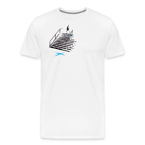 storyboardslide - Männer Premium T-Shirt