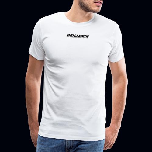 BENJAMIN tee's Available whenever - Men's Premium T-Shirt