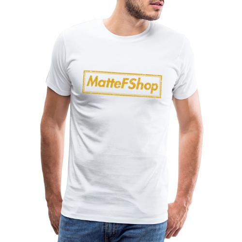 Gold Collection! (MatteFShop Original) - Maglietta Premium da uomo