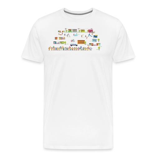 Changemaker-Village - Männer Premium T-Shirt