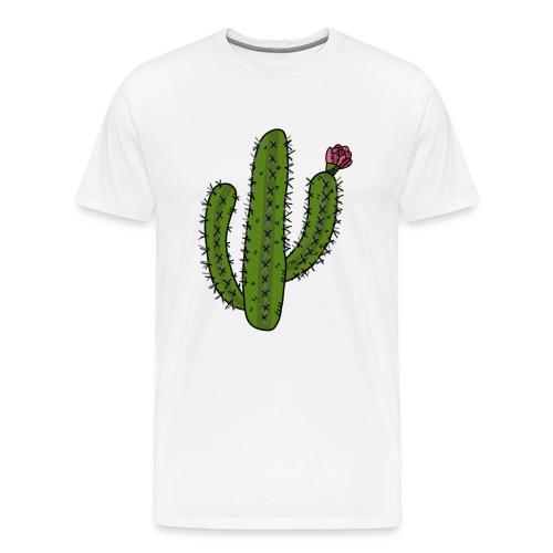 cactus - Männer Premium T-Shirt