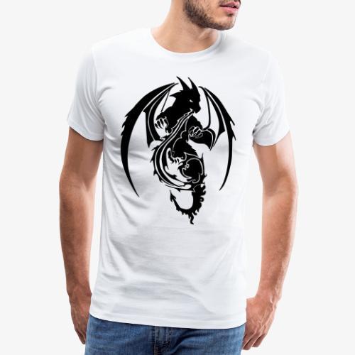 SD - Premium-T-shirt herr