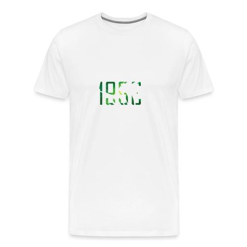 Logo_pflanzen - Männer Premium T-Shirt