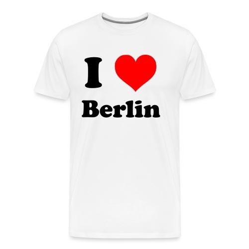 love berlin - Männer Premium T-Shirt