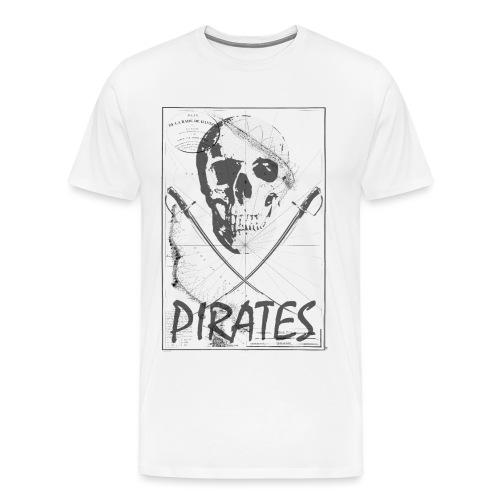 pirates - Koszulka męska Premium