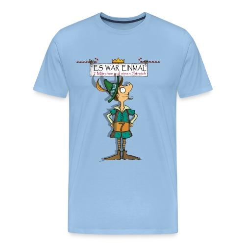 ES WAR EINMAL Schneider - Männer Premium T-Shirt