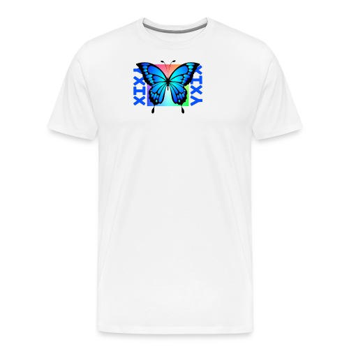 YXIX BUTTERFLY - T-shirt Premium Homme