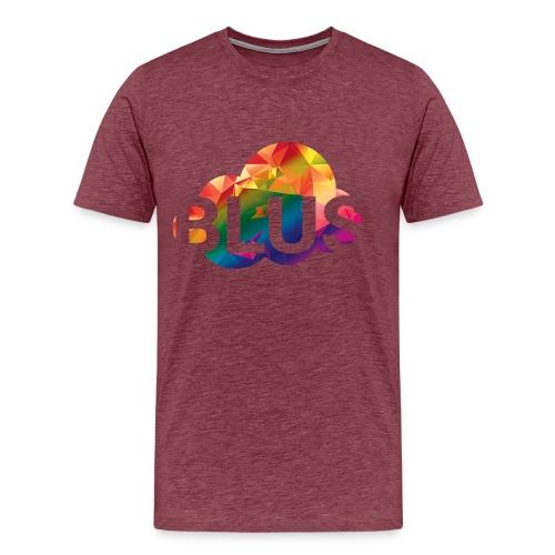 BURNER Logo - Men's Premium T-Shirt