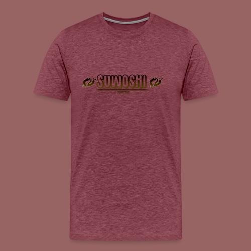 Suwoshi Streetwear - Mannen Premium T-shirt